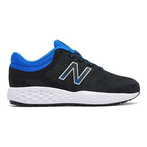 New Balance 720v4 Running Shoe - Black/Blue 4Y