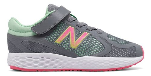 New Balance 720v4 Running Shoe - Grey/Pink 5.5Y