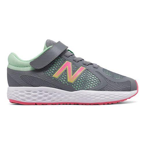 New Balance 720v4 Running Shoe - Grey/Pink 4.5Y