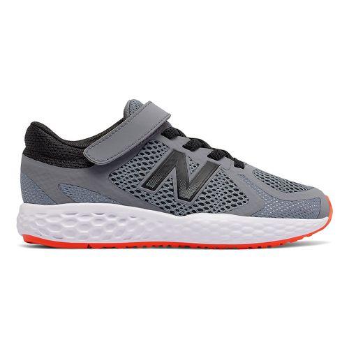 New Balance 720v4 Running Shoe - Grey/Orange 4Y