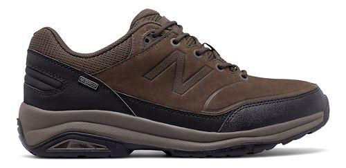 Mens New Balance 1300v1 Trail Running Shoe - Brown/Black 8.5