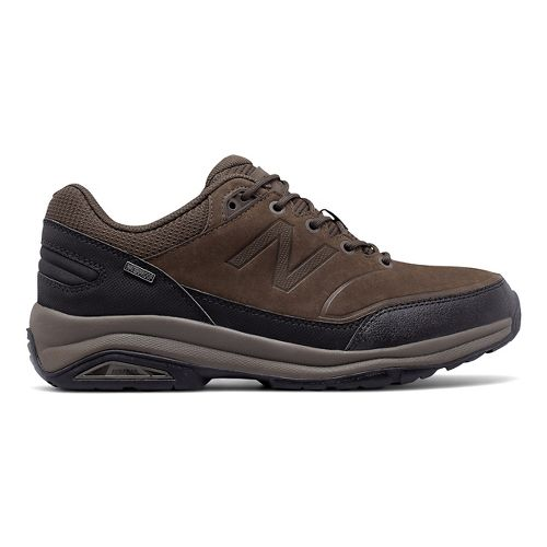Mens New Balance 1300v1 Trail Running Shoe - Brown/Black 10.5