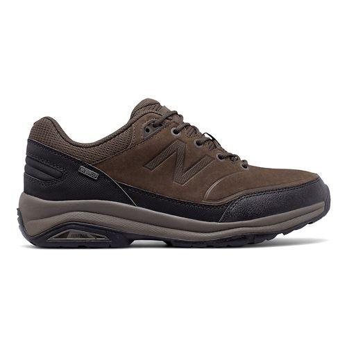 Mens New Balance 1300v1 Trail Running Shoe - Brown/Black 11.5