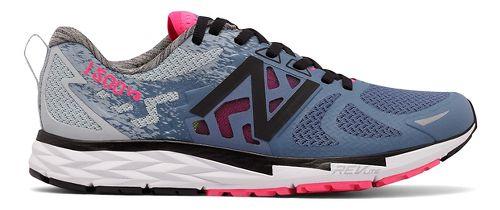 Womens New Balance 1500v3 Running Shoe - Grey/Pink 12