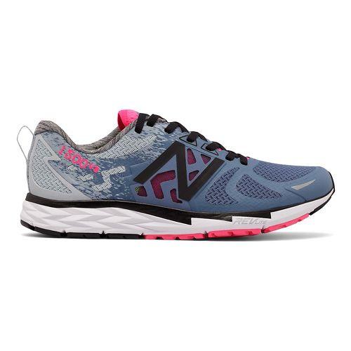 Womens New Balance 1500v3 Running Shoe - Grey/Pink 10