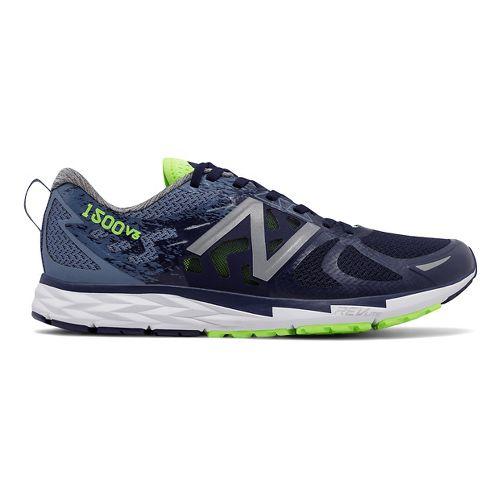 Mens New Balance 1500v3 Running Shoe - Navy/Blue 8.5