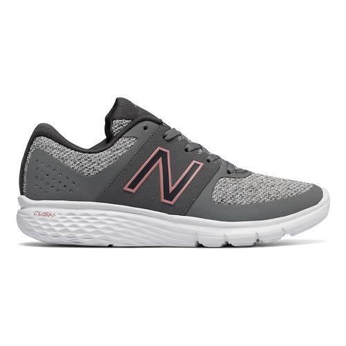 Womens New Balance 365v1 Casual Shoe - Castlerock/Peach 5.5