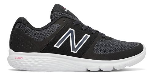 Womens New Balance 365v1 Casual Shoe - Black/White 9
