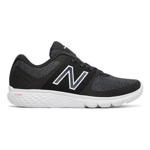 Womens New Balance 365v1 Casual Shoe - Black/White 8