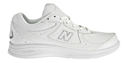 Mens New Balance 577v1 Walking Shoe - White 11