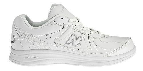 Mens New Balance 577v1 Walking Shoe - White 14
