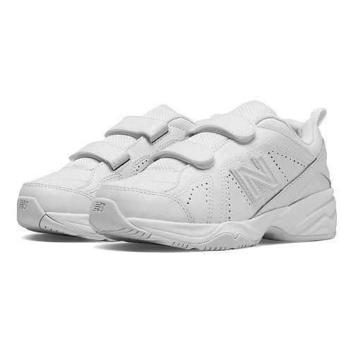 New Balance 624v2 Cross Training Shoe - White 4.5Y