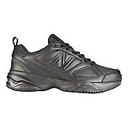 Womens New Balance 626v2 Walking Shoe - Black 8