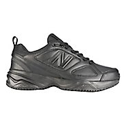 Womens New Balance 626v2 Walking Shoe - Black 8.5