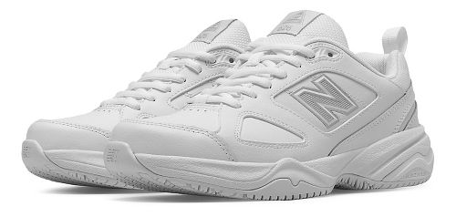 Womens New Balance 626v2 Walking Shoe - White 9.5