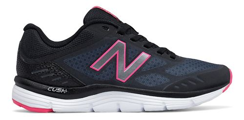 Womens New Balance 775v3 Running Shoe - Dark Grey/Pink 8.5
