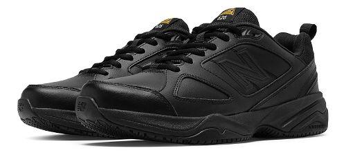 Mens New Balance 626v2 Walking Shoe - Black 18