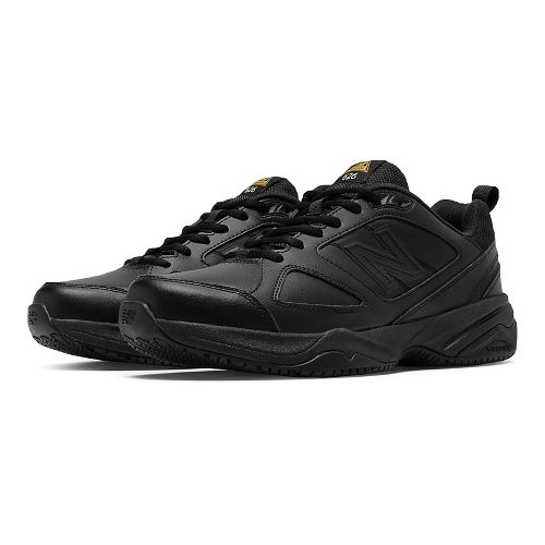 Mens New Balance 626v2 Walking Shoe - Black 10.5