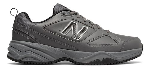 Mens New Balance 626v2 Walking Shoe - Grey/Blue 7.5