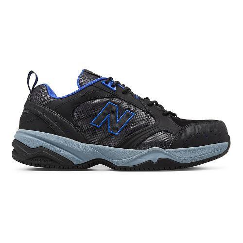 Mens New Balance 627v1 Walking Shoe - Black 8