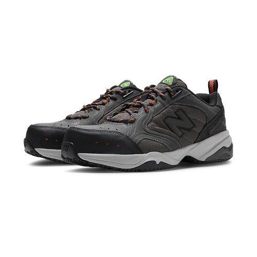Mens New Balance 627v1 Walking Shoe - Grey 10.5
