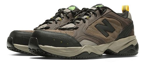 Mens New Balance 627v1 Walking Shoe - Brown 7.5