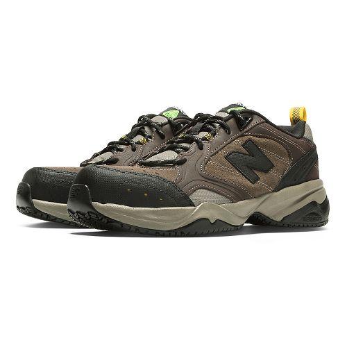 Mens New Balance 627v1 Walking Shoe - Brown 10.5