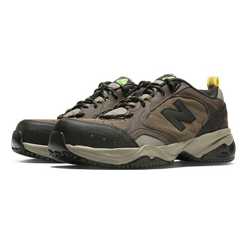 Mens New Balance 627v1 Walking Shoe - Brown 14