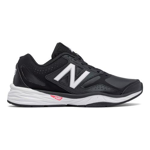 Womens New Balance 824v1 Cross Training Shoe - Black/White 6.5