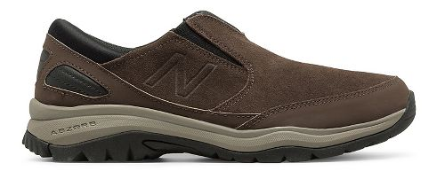 Mens New Balance 770v1 Walking Shoe - Dark Brown/Black 9
