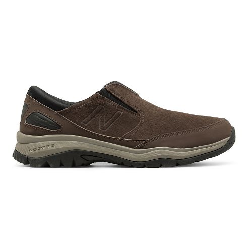 Mens New Balance 770v1 Walking Shoe - Dark Brown/Black 7.5