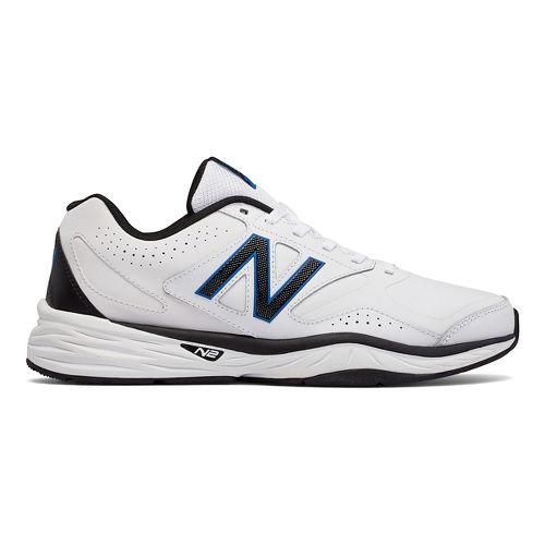 Mens New Balance 824v1 Cross Training Shoe - White 14