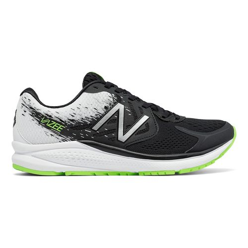 Womens New Balance Vazee Prism v2 Running Shoe - Grey/Lime 7