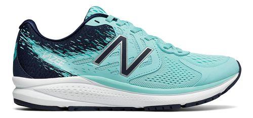 Womens New Balance Vazee Prism v2 Running Shoe - Light Blue/Navy 7.5