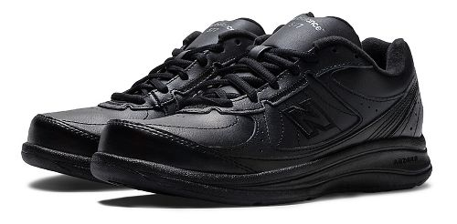 Womens New Balance 577v1 Walking Shoe - Black 12