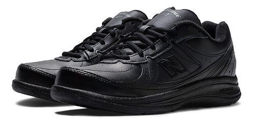 Womens New Balance 577v1 Walking Shoe - Black 5