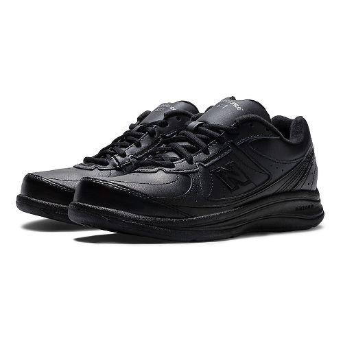Womens New Balance 577v1 Walking Shoe - Black 5.5