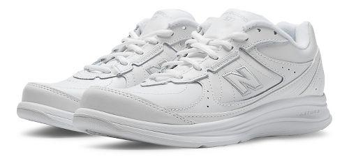 Womens New Balance 577v1 Walking Shoe - White 12