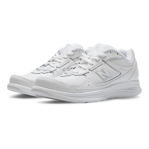 Womens New Balance 577v1 Walking Shoe - White 8