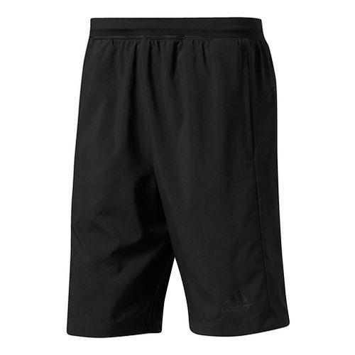 Mens Adidas Designed-2-Move Woven Unlined Shorts - Black XL
