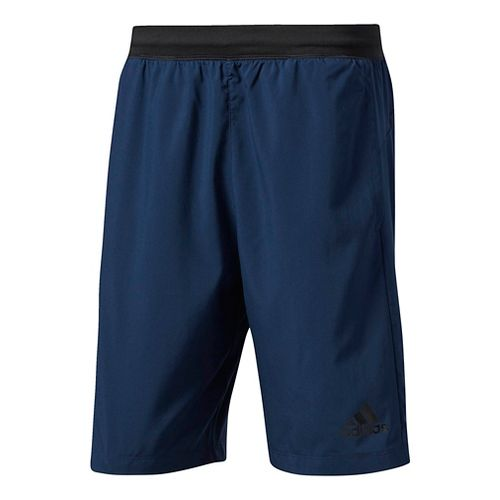 Mens Adidas Designed-2-Move Woven Unlined Shorts - Navy XXL