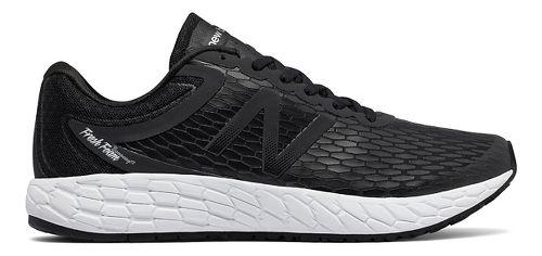 Mens New Balance Fresh Foam Boracay v3 Running Shoe - Black/White 14
