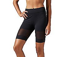 Womens Reebok Cardio Bike Cycling Shorts