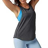 Womens Reebok Quik Cotton Muscle Sleeveless & Tank Tops Technical Tops
