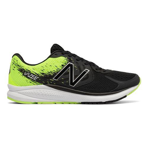 Mens New Balance Vazee Prism v2 Running Shoe - Black/Yellow 8