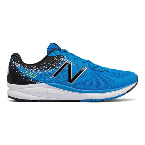 Mens New Balance Vazee Prism v2 Running Shoe - Blue/White 8