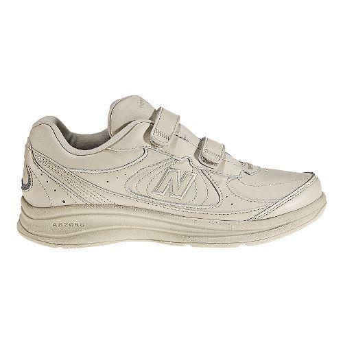 Mens New Balance 577v1 Hook And Loop Walking Shoe - Bone 12.5