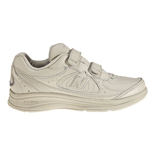 Mens New Balance 577v1 Hook And Loop Walking Shoe - Bone 8.5