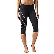 Womens Reebok Running Capri Tights & Leggings Pants