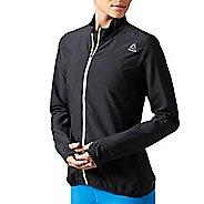 Womens Reebok Running Essentials Woven Running Jackets